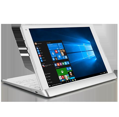 La Plus 10 es una tableta liviana con pantalla de 10 pulgadas que incluye un teclado para llevar el trabajo a todos lados. (Foto Prensa Libre: Alcatel).