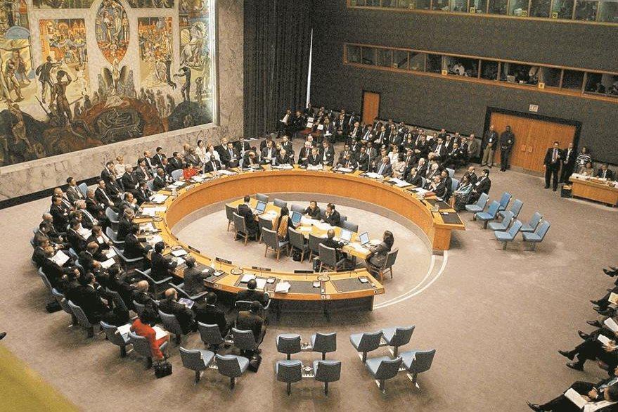 Sede del Consejo de Seguridad de las Naciones Unidas. (Foto: EFE)