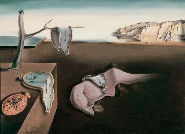La obra de Salvador Dalí podría ser lo más cercano a la descripción del mundo de los sueños. (Getty Images)