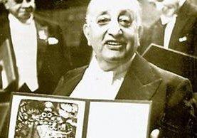 Miguel Ángel Asturias ha sido uno de los escritores más importantes de Latinoamérica. (Foto HemerotecaPL)