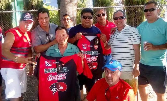 El deporte los mantiene unidos. (Foto Prensa Libre: Édgar O. Girón)