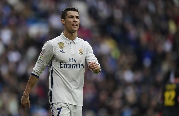 Cristiano Ronaldo es uno de los jugadores más seguidos en China. (Foto Prensa Libre: AFP).