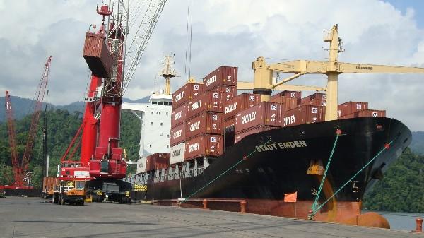 Ambos países esperan aumentar su intercambio comercial. (Foto Prensa Libre: Hemeroteca PL)