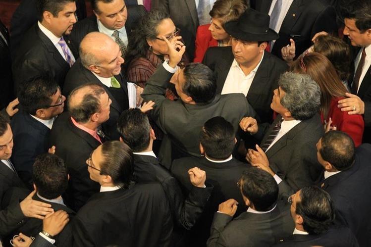 Dentro de los cambios hay un incremento al presupuesto del Organismo Judicial.