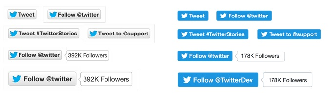 Twitter renovará su imagen en octubre con nuevo diseño de sus botones. (Foto Prensa Libre: Tomada de Twitter).
