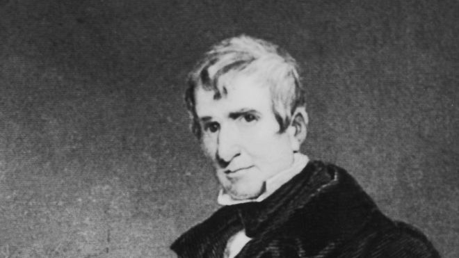 William Henry Harrison, noveno presidente de Estados Unidos, asumió el cargo a la edad de 68 años. GETTY IMAGES