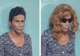 Francisco Román Herrera Argueta intentó escapar de una prisión en San Pedro Sula, Honduras. (Foto Prensa Libre: Twitter)