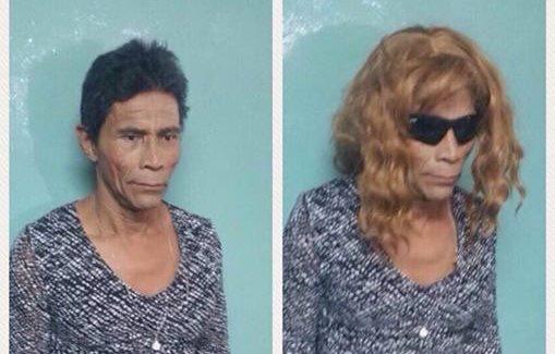 Pancho se disfraza de 'Jacinta' para escapar de prisión