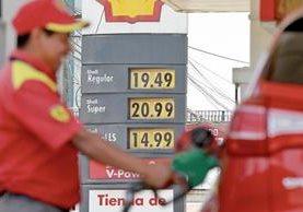 precios de los combustibles registraron un nuevo movimiento a la baja durante el fin de semana pasado, luego de las alzas de Semana Santa.