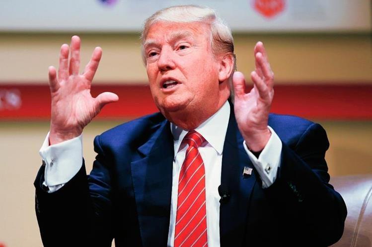 Donald Trump, precandidato republicano, vuelve a criticar duramente a México.