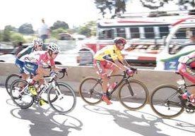 Chimaltenango vibró con la octava etapa de la Vuelta.