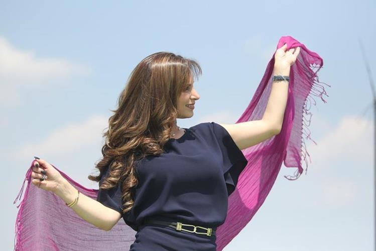 Sentirse bien con una misma es la calve para ser exitosa en todos los ámbitos. (Foto Prensa Libre: Keneth Cruz)