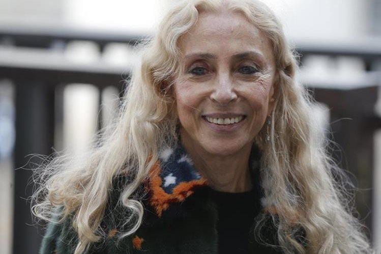 Franca Sozzani fue una de las voces más influyentes en el mundo editorial dedicado a la moda. (Foto Prensa Libre: AFP)