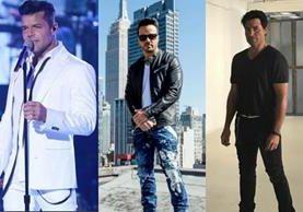 Ricky Martin, Luis Fonsi y Chayanne en sus redes sociales publican fotografías de Puerto Rico. (Foto Prensa Libre Instagram y Twitter de @ricky_martin, @luisfonsi y @chayannemusic)