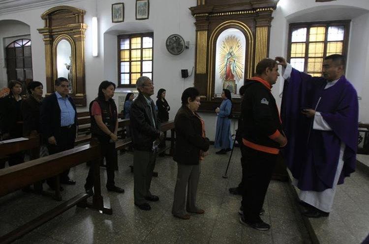 En la Rectoría de Belén la misa es a las 06:00 de la mañana.