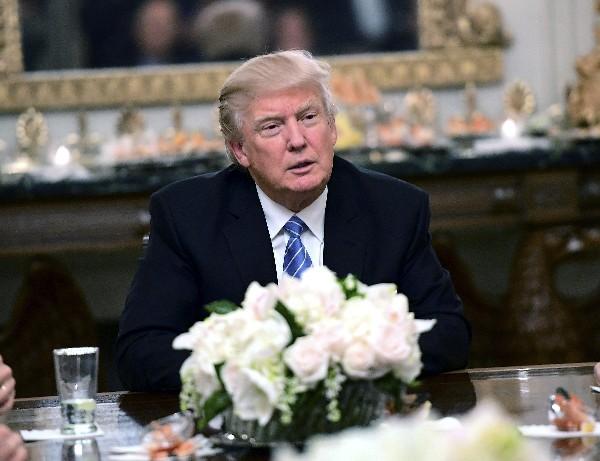 Trump solicitó una investigación sobre un presunto fraude electoral. (AFP).