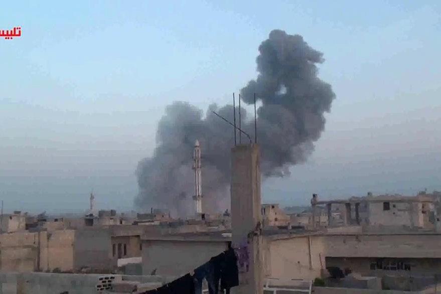 Más de 300 muertos han dejado los bombardeos rusos sobre las posiciones del EI en Siria. (Foto Prensa Libre: AFP).