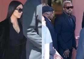 Kim y Kanye han sido de gran apoyo para Ricky y la familia en un momento tan difícil como este. (Foto Prensa Libre: Tomada de divinity.es)
