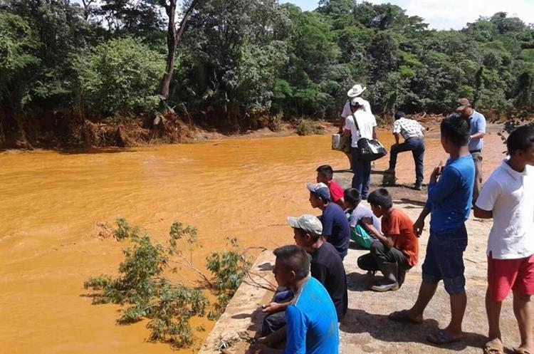 Las granizadas que cayeron hace unos días en el occidente del país preocupan a autoridades y vecinos. (Foto Hemeroteca PL)