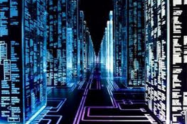 <p>El <em>ciberespacio</em> o ciberinfinito es una  realidad virtual que se encuentra dentro de los ordenadores y redes del mundo</p>