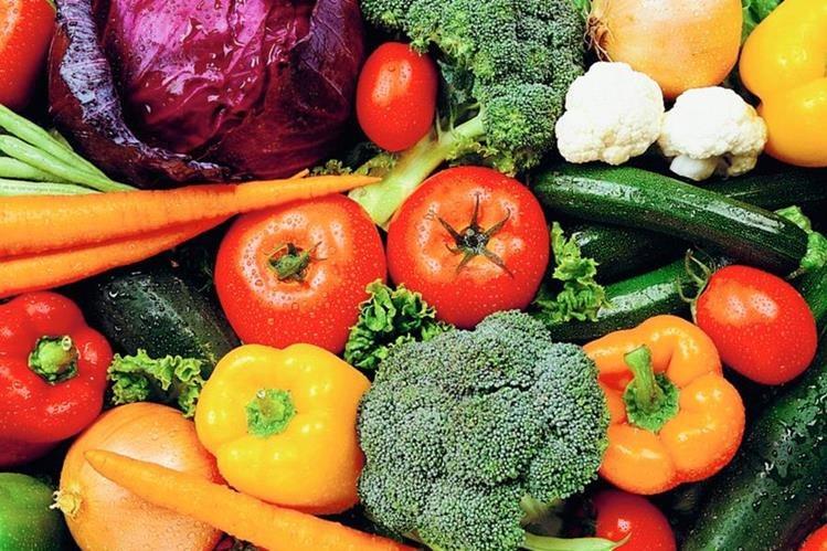 La producción DE vegetales produce menos gases contaminantes que la de alimentos cárnicos (Foto: Hemeroteca PL).