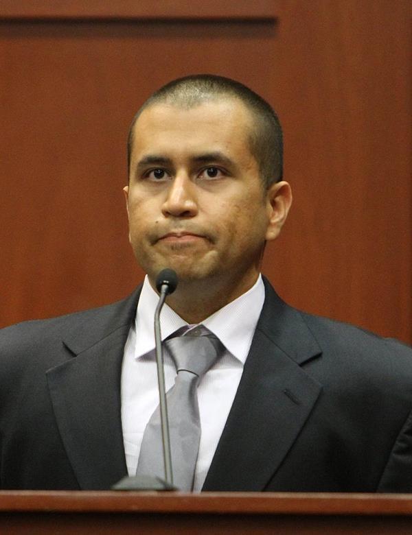 Zimmerman, quien fue absuelto en un juicio por racismo, estuvo involucrado en balacera. (Foto Prensa Libre: AFP)