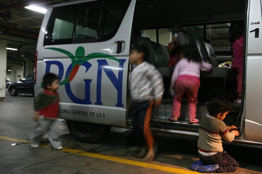 La PGN tiene a su cargo la protección de menores sin representación legal. (Foto: Hemeroteca PL)