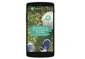 La herramienta permite enviar mensajes multimedia que se autodestruyen a las 24 horas. (WHATSAPP)
