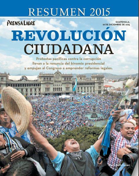La colección Resumen del año es una publicación que Prensa Libre inició en diciembre del 1998, con una síntesis de los acontecimientos ocurridos a lo largo de 365 días,