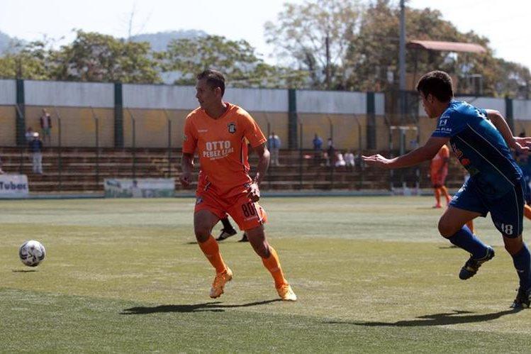 Pablo Villatoro militaba en Deportivo Mixco. (Foto Prensa Libre: Marcela Morales)
