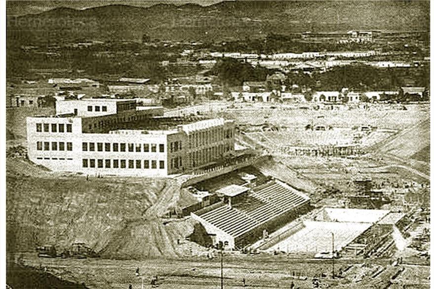 Logros avances y herencia de la revoluci n del 44 for Construccion de piscinas en guatemala