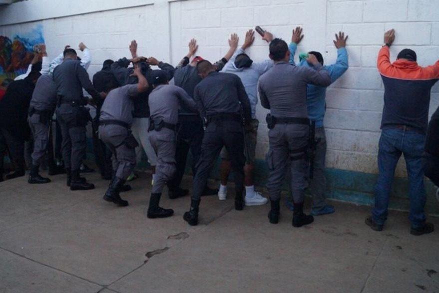 Desde hace un año que no hay directores en las cárceles. (Foto Prensa Libre: Hemeroteca PL)