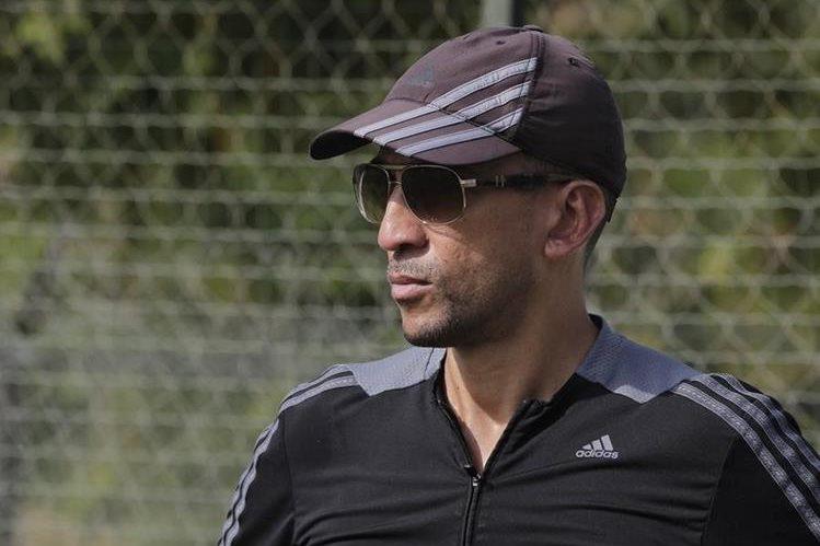 David Nakhid de Trinidad y Tobago anunció que será candidato a la presidencia de la FIFA. (Foto Prensa Libre: AP)