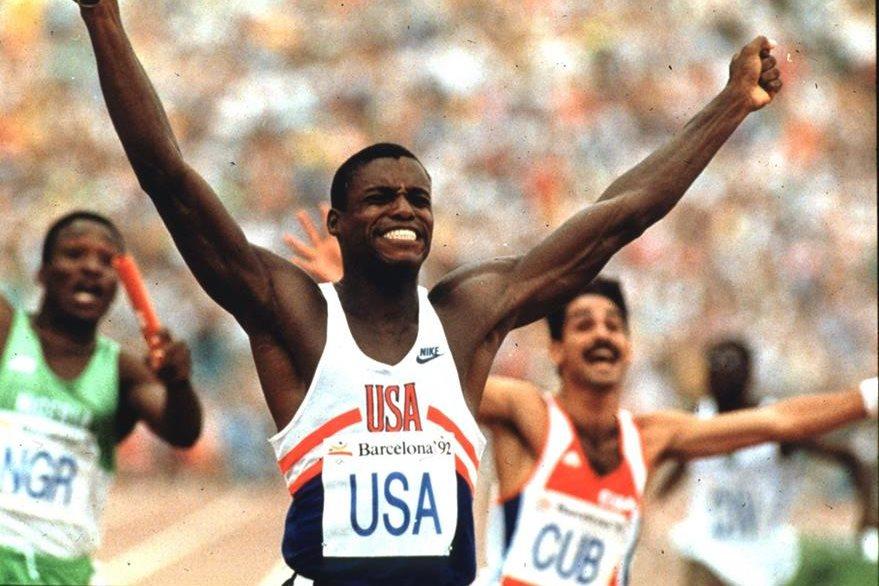 Carl Lewis ganó siete medallas de oro. (Foto: Hemeroteca PL)