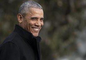 Barack Obama dejará de ser presidente de EE. UU. el próximo 20 de enero. (Foto Prensa Libre: EFE)