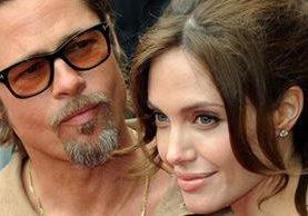 Brad Pitt y Angelina Jolie se casaron en 2014 pero su relación comenzó oficialmente en 2005. (GETTY IMAGES)
