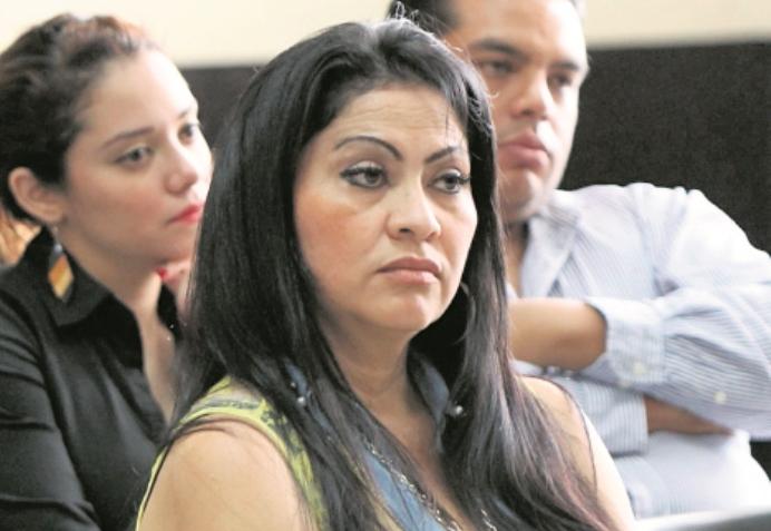 Marixa Lemus, la Patrona, cumple una sentencia de más de 90 años de cárcel, por delitos de asesinato y secuestro. (Foto Prensa Libre: HemerotecaPL)