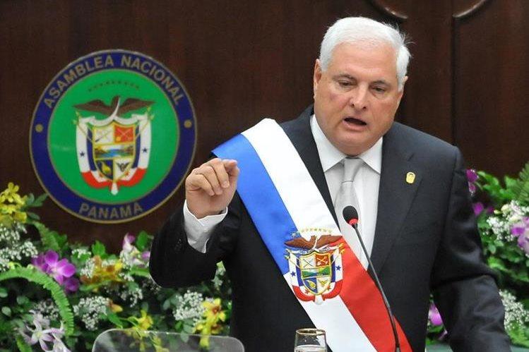 Ricardo Martinelli, expresidente de Panamá. (Foto Prensa Libre: EFE).