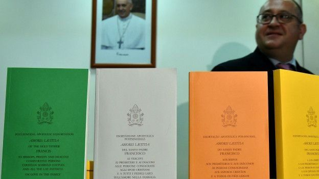 El documento, de 260 páginas, fue el fruto de tres años de trabajo. Se publicó en abril pasado. AFP