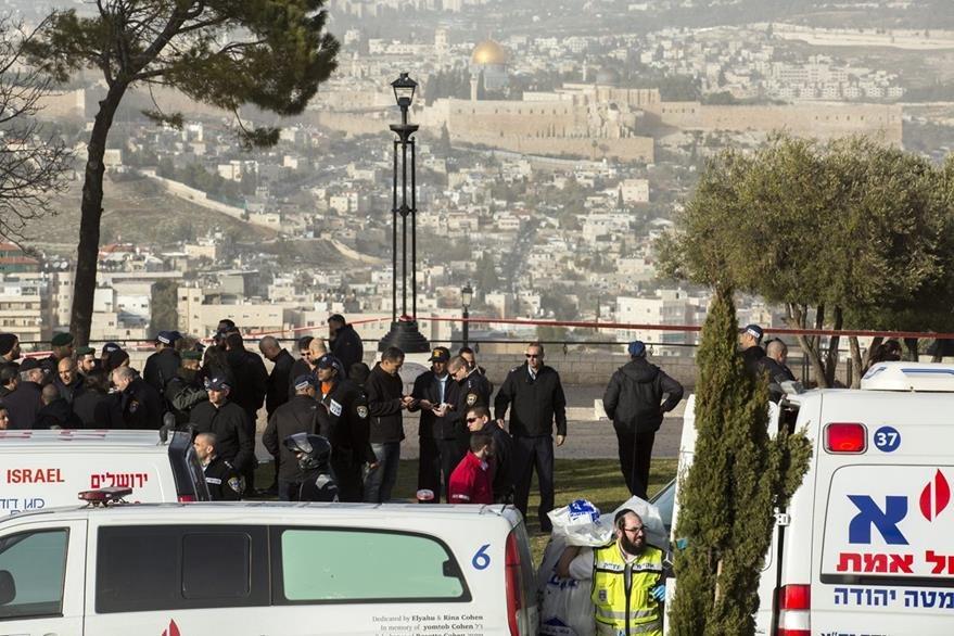 Los terroristas han utilizado camiones para sembrar el pánico. (Foto Prensa Libre:EFE)