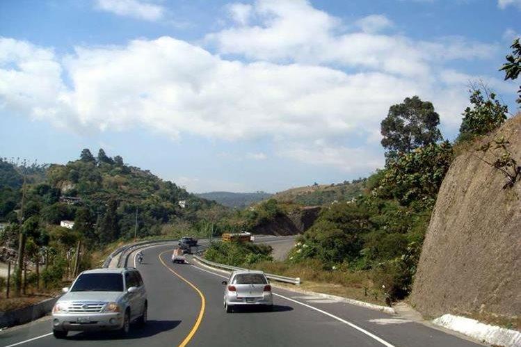 Gobierno guatemalteco planea invertir en mejorar carreteras. (Foto Hemeroteca PL)