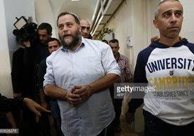 Benzi Gopstein ha enfrentado procesos judiciales por comentarios que han sido considerados incitadores de violencia en Israel. (Foto: cache.net).