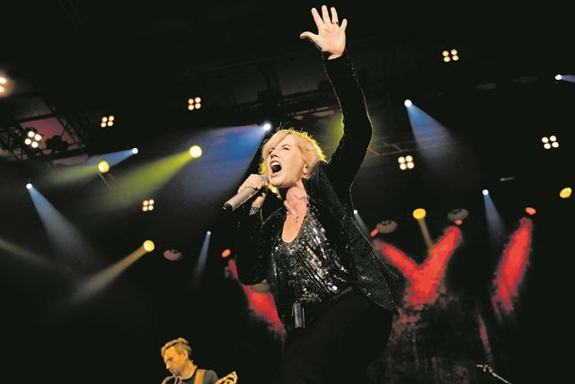 Dolores O'Riordan fue cantante, compositora, y música irlandesa, vocalista de la banda de rock The Cranberries. (Foto Prensa Libre: AFP)