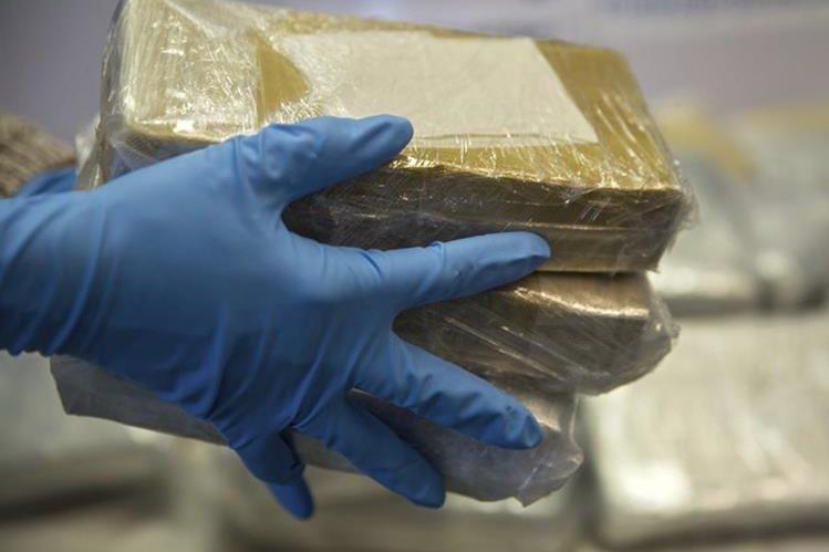 Foto de referencia sobre droga incautada en Costa Rica a un guatemalteco. (Foto Prensa Libre: Hemeroteca PL)