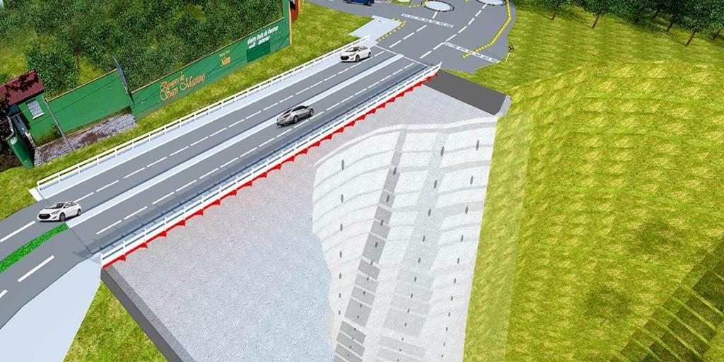Comuna de Mixco saca a licitación construcción de puente en San Marino