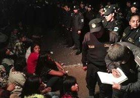 Se cumplieron cinco meses de la tragedia en el Hogar Seguro donde murieron 41 menores. (Foto Prensa Libre: Hemeroteca PL)