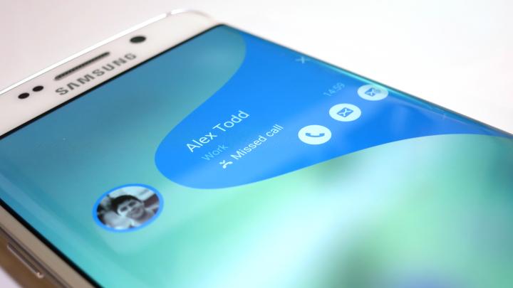 Se espera que el próximo smartphone de Samsung también tenga una versión Edge, con pantallas en los bordes (Foto: Hemeroteca PL).
