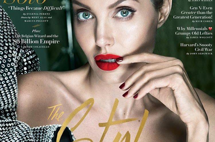 Angelina Jolie se defiende de acusaciones sobre crueldad infantil. Con Javier Poza