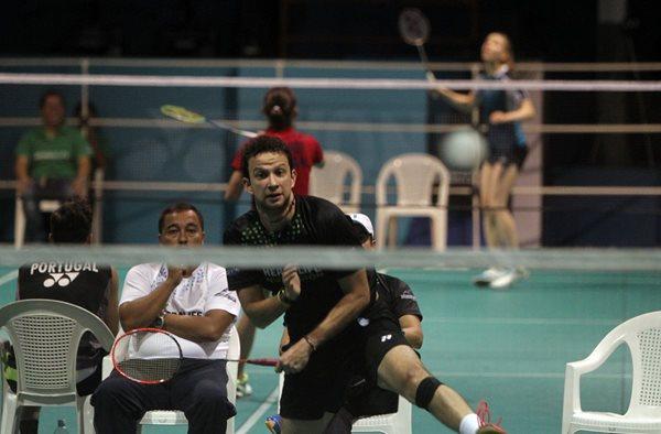 Kevin Cordon, participa en el Internacional de Badminton, que se celebra en Guatemala del 2 al 6 de septiembre.