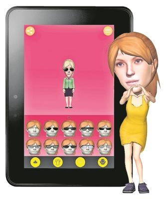 Aplicaciones móviles permiten que el usuario se transforme en bailarín, cantante o personaje de animé.(PRENSA LIBRE: HEMEROTECA PL).
